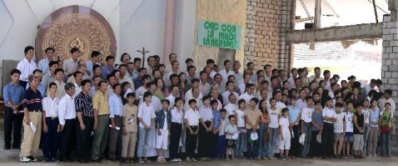 Họp Mặt 2004 - Tân An